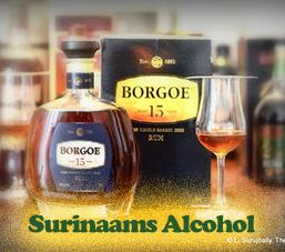 Surinaams Alcohol