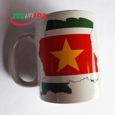 surinaamse (vlag) mok