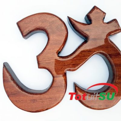 Hindu Aum Symbol- Kunstwerk