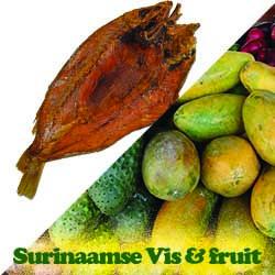 Surinaamse Vis & fruit