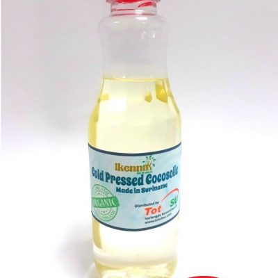 cold pressed cocosolie