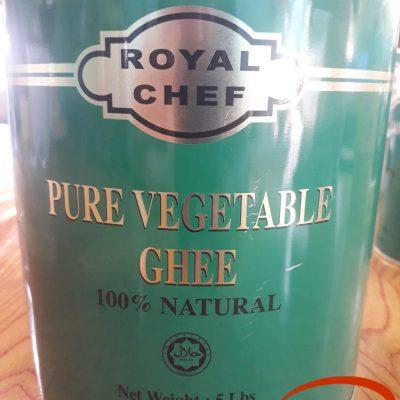 vegetarisch ghee
